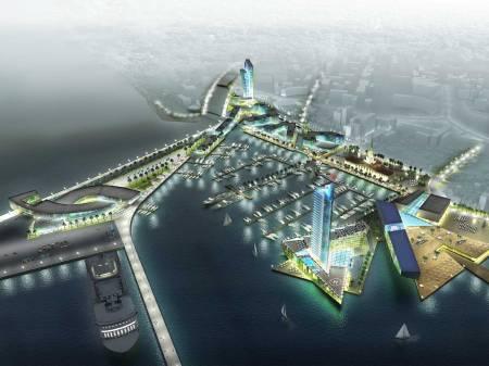 Sochi-Seaport-Sochi-Russia-Urban